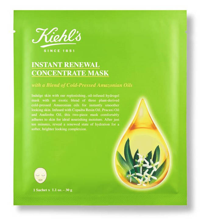 Khiel's Instant Renewal Concentrate Mask