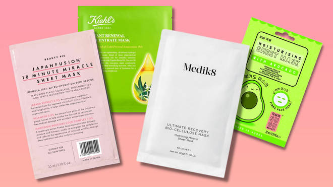 The best sheet face masks to buy for your next pamper session