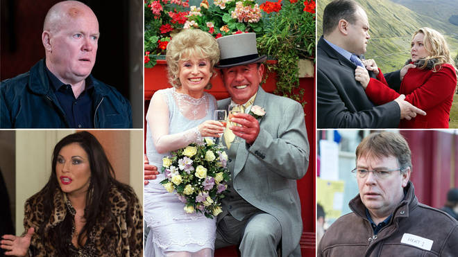 Test your EastEnders knowledge with our ultimate quiz