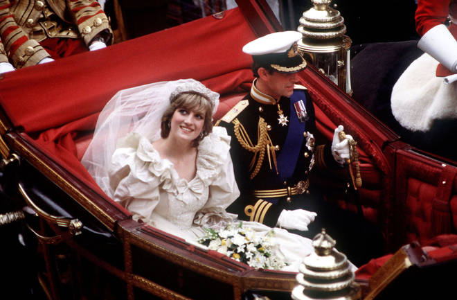 Charles and Diana got married in 1981