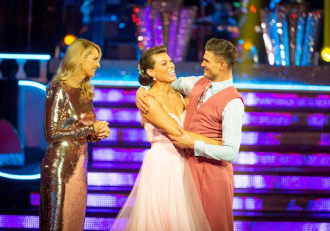 Kate Silverton became the latest celebrity to leave Strictly Come Dancing