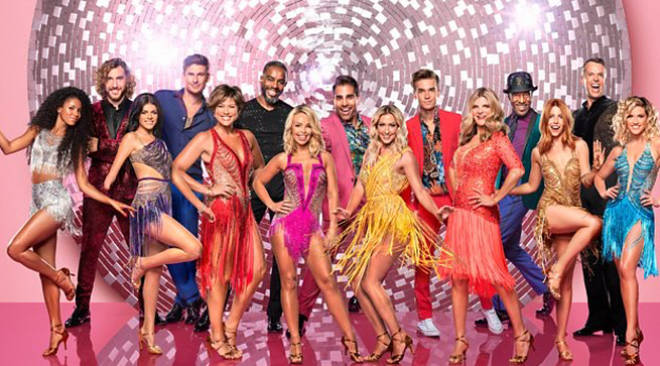 The Strictly celebs kept partying in Blackpool until the small hours