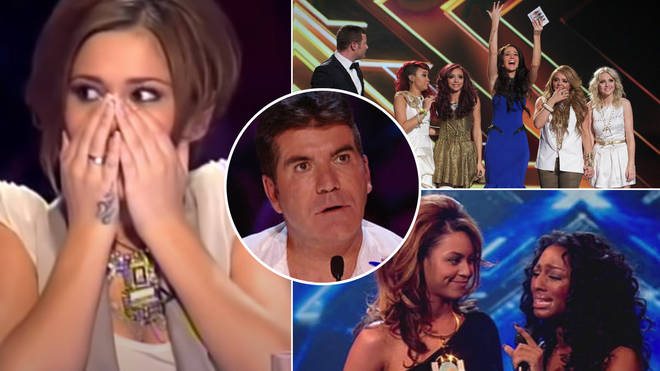 Pick your favourite X Factor moment