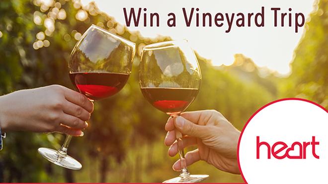 Win a Vineyard Trip