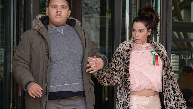 Harvey Price is going to college later this year