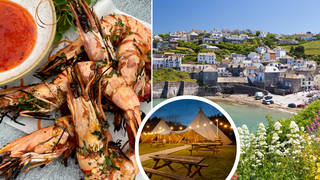 Here are the best activities and places to eat in Cornwall