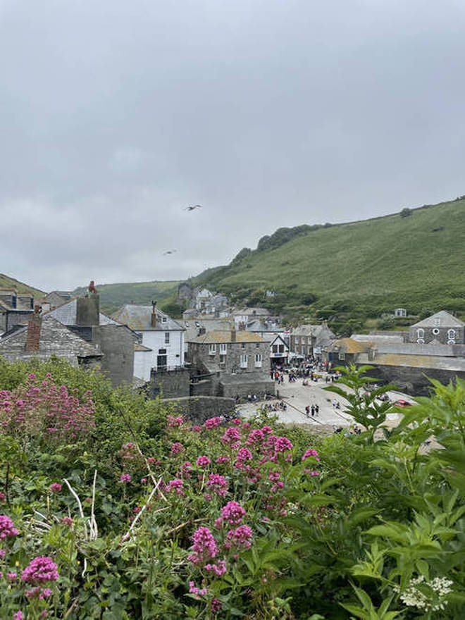 Port Isaac is the filming location for hit ITV drama, Doc Martin