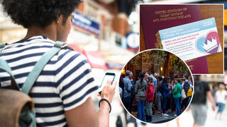 Here's how to check your Covid passport