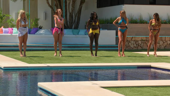 The first episode of Love Island was June 28
