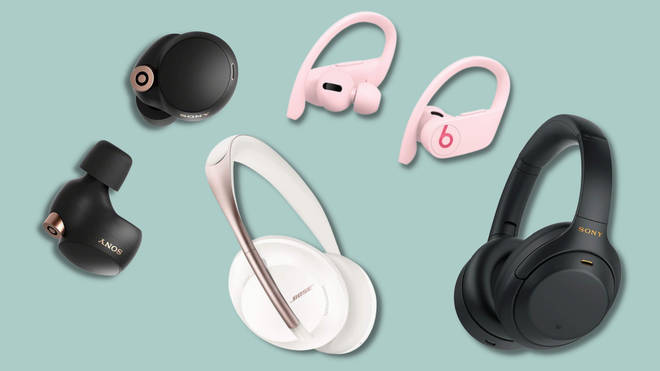 The best headphones for 2021: From earbuds and bluetooth to over-ear