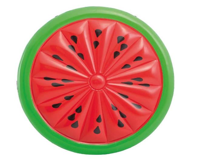 Intex watermelon pool float