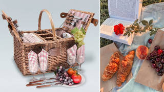The best picnic baskets and garden dinner sets for summer 2021