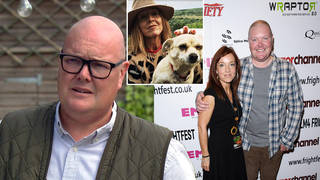 Emmerdale star Dominic Brunt is married to actress Joanne Mitchell
