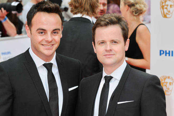 Dec will be best man at Ant's second wedding