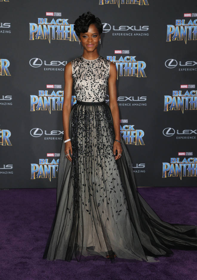 Letitia Wright is starring in I Am Danielle