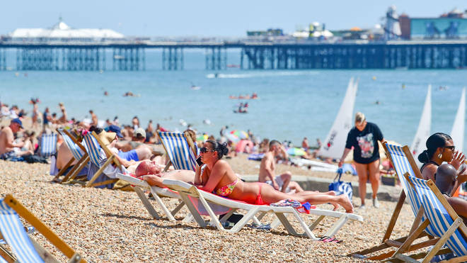 Hot weather could return to UK