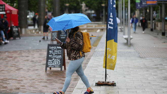 More rain is heading to the UK this week