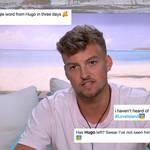 Love Island fans are convinced Hugo Hammond has left Love island