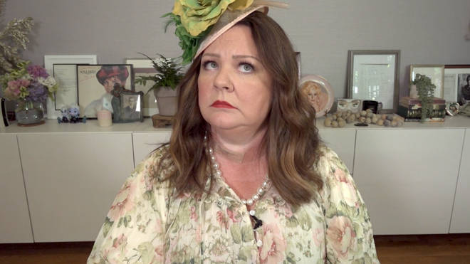Melissa McCarthy starred alongside Meghan in the skit to help encourage people to join the campaign