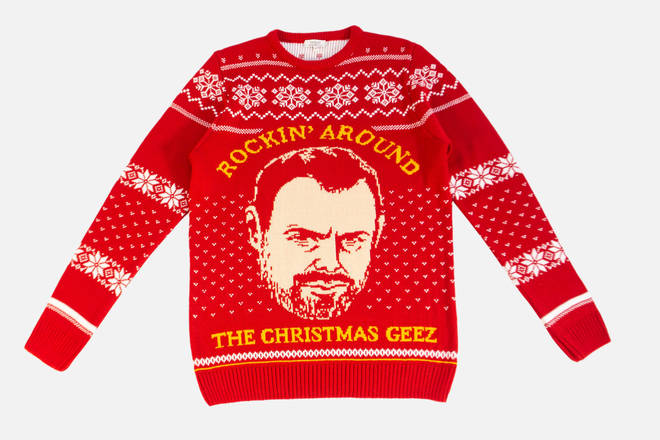 This Danny Dyer jumper is perfect for any Eastenders fan