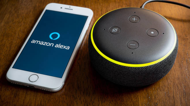 An Alexa 'ruined' a woman's birthday surprise