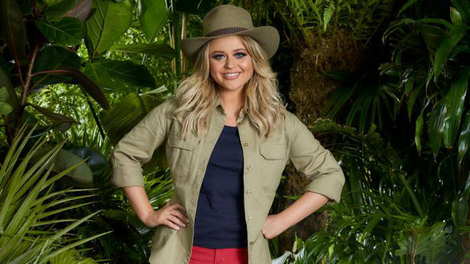 Emily Atack is the early favourite to win