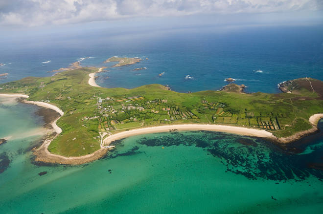 The Scilly Isles are great for dolphin watching