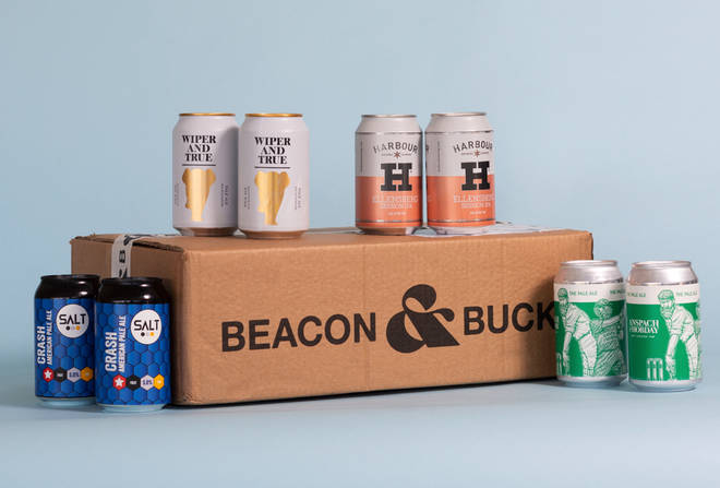 Make sure your fridge is always full of craft beer with a subscription