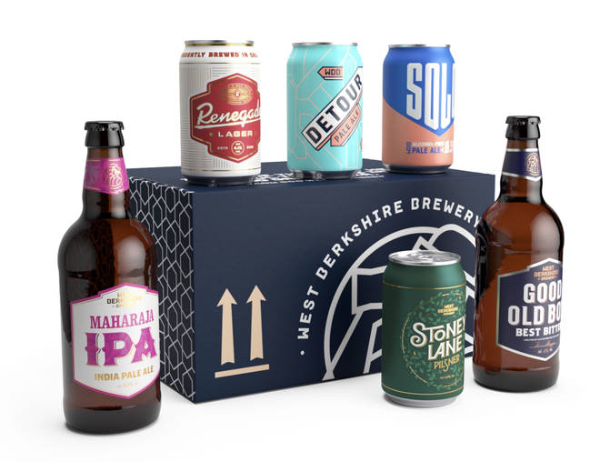Enjoy all the best offerings from this small brewery... in a box