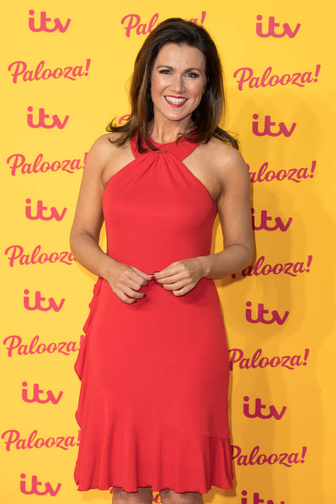 Susanna Reid has opened up on her mugging ordeal