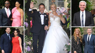 Ant McPartlin and his wife Anne-Marie reportedly spent £200,000 on their special day