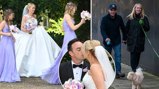 Ant McPartlin is believed to have called Anne-Marie's daughters 'amazing girls' during his wedding speech