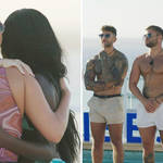 Who was dumped from the Love Island villa last night?