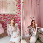 Stacey Solomon has showed off her incredible new nursery for her baby girl