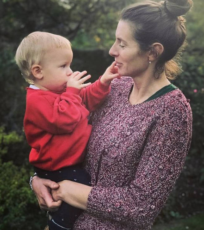 Jools said she still suffers from PTSD following the second miscarriage which almost turned fatal