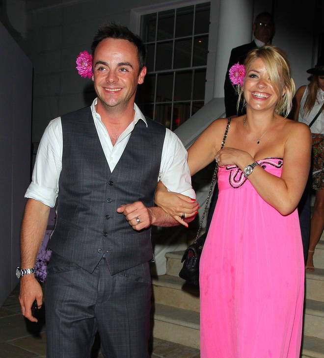A source said that Holly had 'legitimate reasons' for missing Ant's wedding