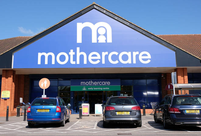 Mothercare is just one of the parenting stores offering Black Friday savings
