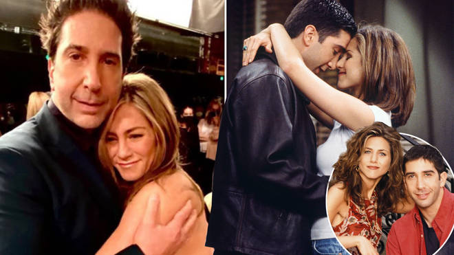 Jennifer Aniston and David Schwimmer have reportedly started dating