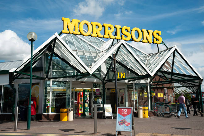 Morrisons said that the move was to reward staff for their hard work over the pandemic