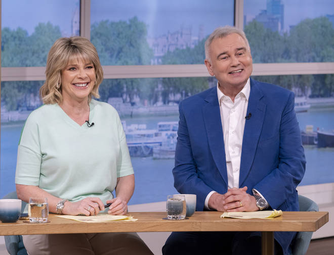 Eamonn and Ruth stepped down from their slot last year