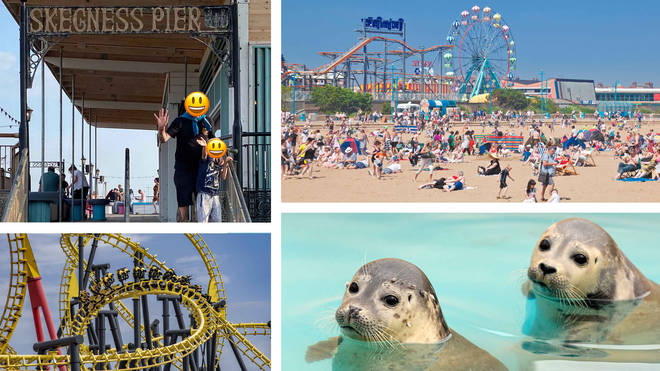 We found there was loads of brilliant things to see and do in Skegness