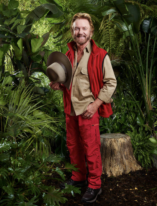 Noel Edmonds is the eleventh I'm A Celeb contestant for 2018