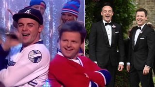 Ant and Dec are said to have put on an epic performance of Let's Get Ready to Rhumble at the wedding reception