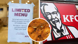KFC lovers could be facing another Finger Lickin' chicken crisis