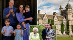Kate Middleton, Prince William and their three children will stay in a private cottage when at Balmoral