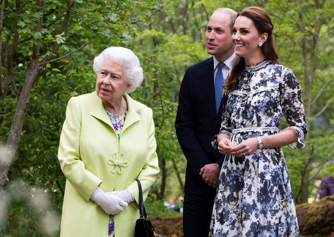 The Queen is able to spend quality time with her great-grandchildren when they visit, making the cottage a very special place