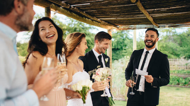 The best man left one of the bridesmaids in tears with his brutal words