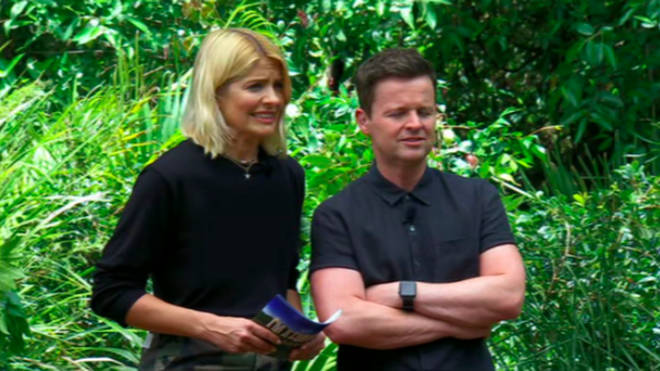 Holly's jumper had been edited before the episode aired on TV