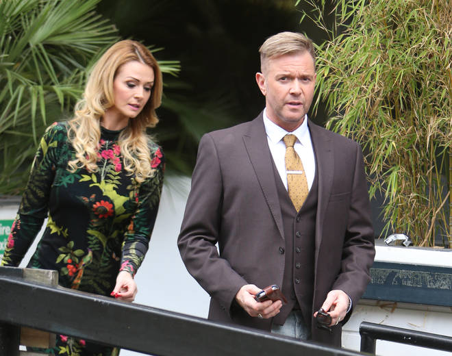 Stephanie Dooley and Darren Day were married for 11 years
