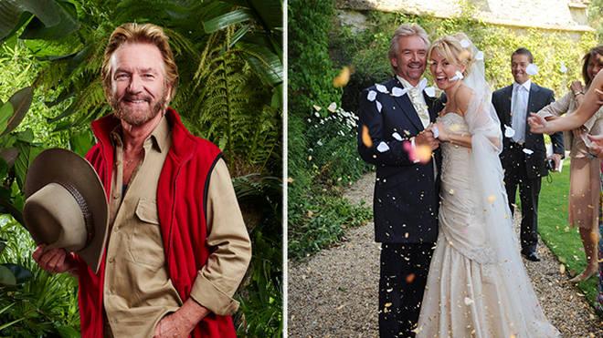 Noel Edmonds married his third wife Liz in 2009